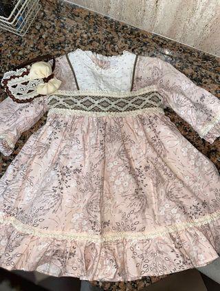 Lote vestidos Nuevos 4 Años