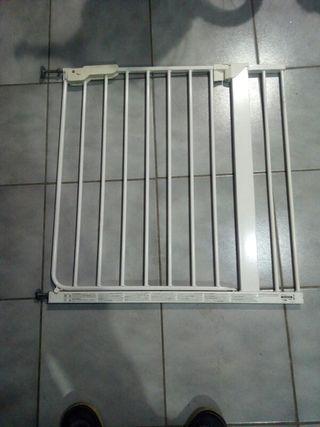 Puerta de seguridad niños