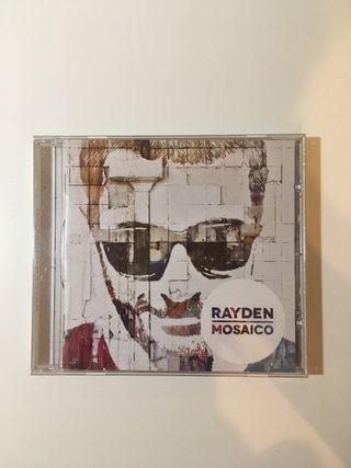 RAYDEN. Mosaico. CD ORIGINAL