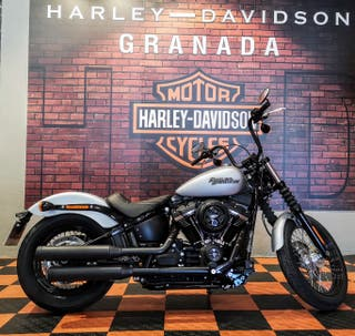 Harley Davidson Softail Street Bob FXBB