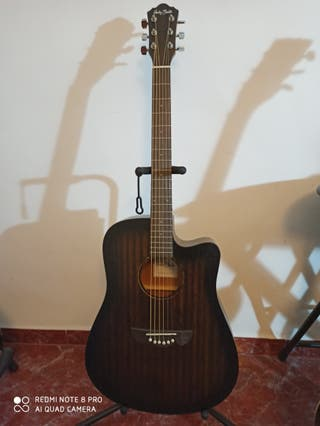 Guitarra electroacústica Harley Benton Delta Blues