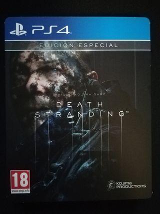 Death Stranding PS4 Edición especial