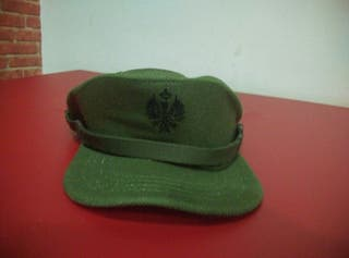 gorra felpa ejército español