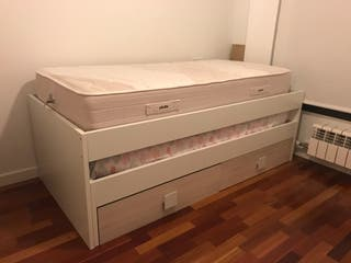 Cama nido, litera, cama infantil