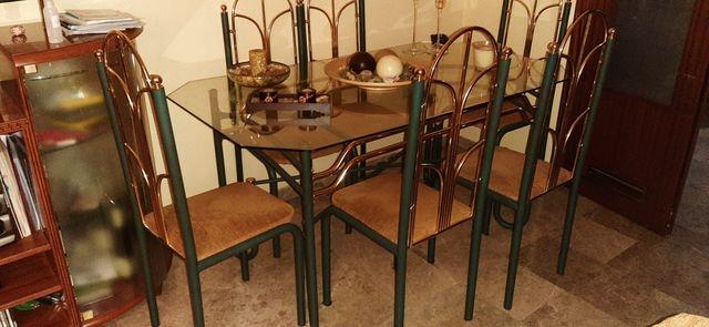 Mesa Cristal Para Salón, Comedor...