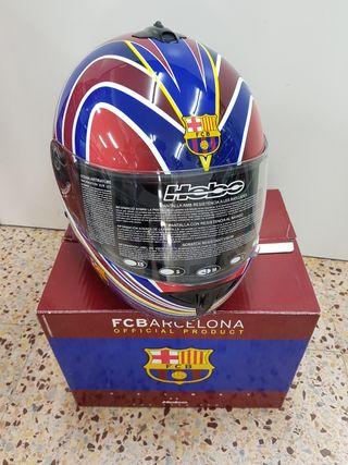 casco BARÇA Nuevo