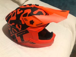 Casco de cross helmets