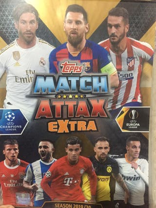 Topps Match Attax 2017//2018-100 Tarjetas Club-elige!