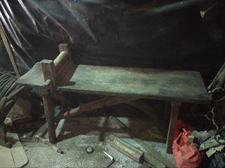 Mesa de matanza