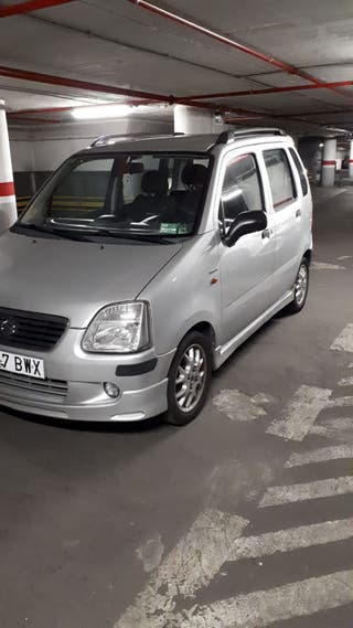 Suzuki Wagon R 2002