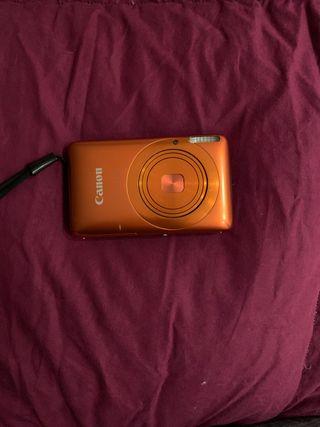 Cámara de fotos Canon ixus 130