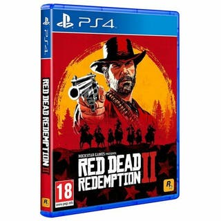 Red Dead Redeption 2 PS4