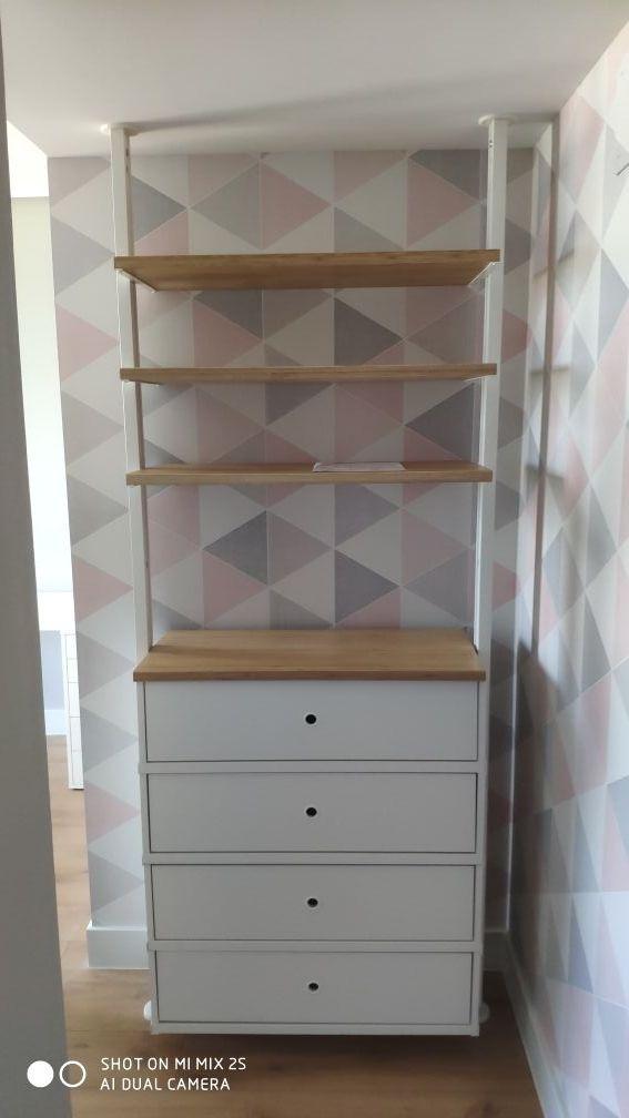 montamos estantes Ikea + montamos cualquier mueble