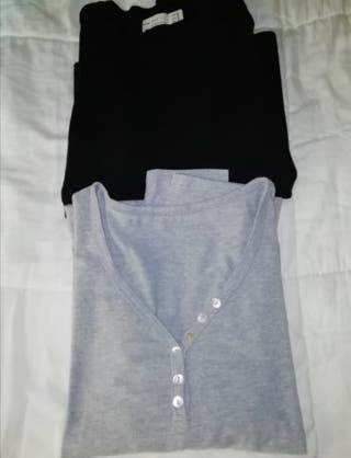 suéter zara