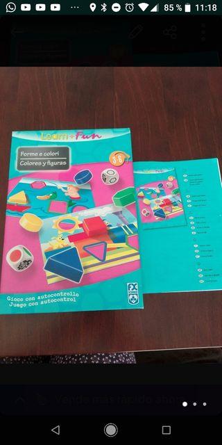 juego formas geometricas