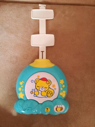 proyector musical bebé