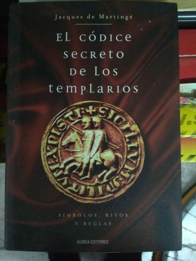 El códice secreto de los templarios.