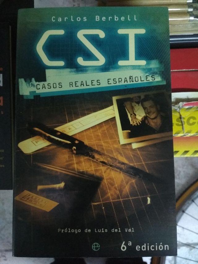 CSI-Casos reales españoles.