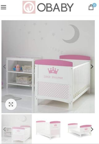 little princess cot bed