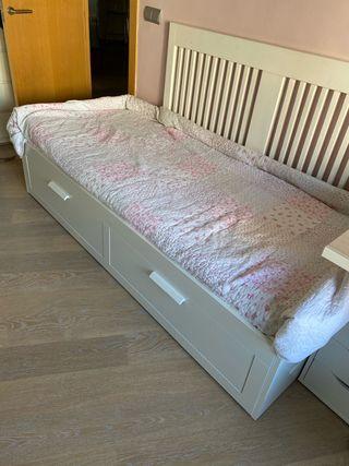 Cama Brimnes IKEA