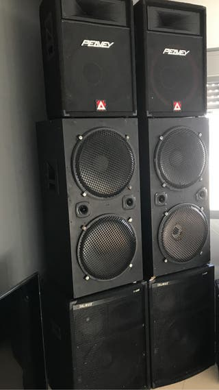Alquiler y venta de sonido