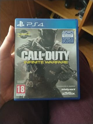 calle of duty PS4