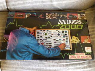 Juego de mesa ordenador 2000