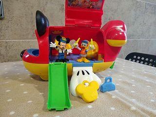 Juguete Avión Mickey