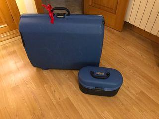 Conjunto maleta y neceser SAMSONITE