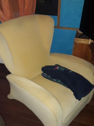 sillon relax reclinable.