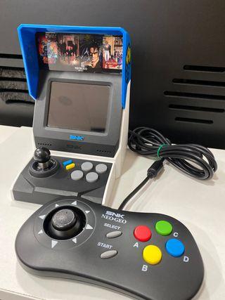 Neo Geo Mini Internacional Edition