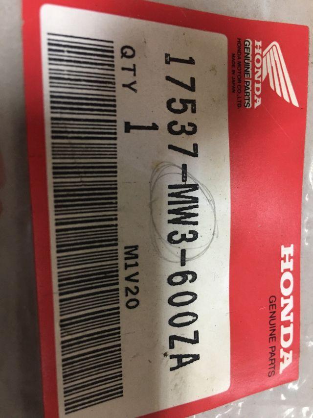 Pegatina Honda CB 750F2 SEVEN FIFTY