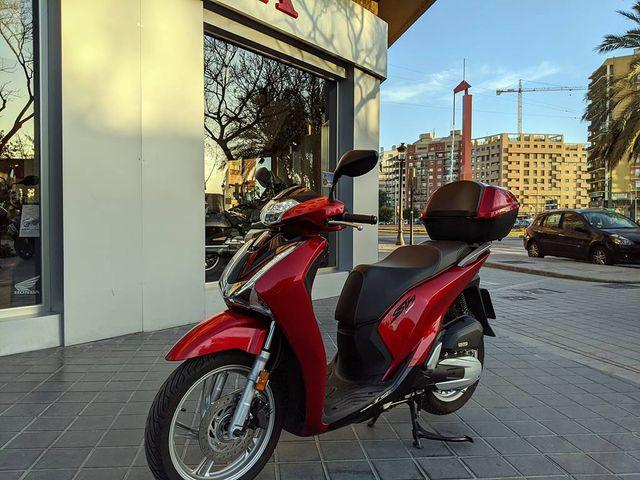Honda SH125 abs 2019 con 3000km SH 125 scoopy