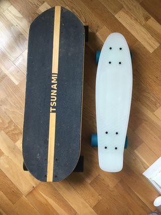 Longboard Penny+long Tsunami