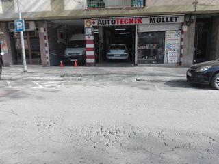 TRASPASO TALLER MECANICO