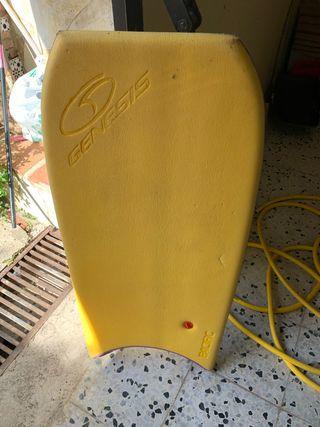 Tabla de Bodyboard Génesis retro modelo atlantic