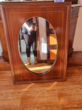 se vende espejo havitacion