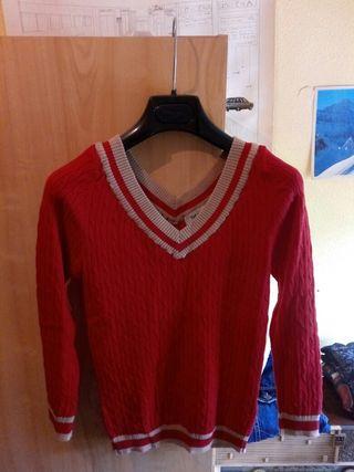 jersey rojo tintoretto