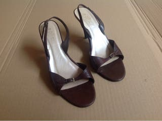 Sandalia, zapato