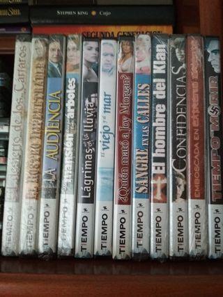 Colección ESTRELLAS EN DVDS