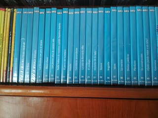 Colección DVDS UN PAIS DE CINE 2