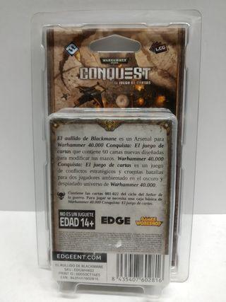 Warhammer Conquest - Expansión.