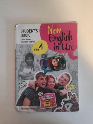 Student Book 4 ESO