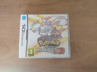 Pokemon Blanco 2 Nintendo DS