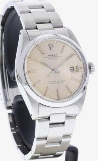 Rolex Oyster Perpetual Date-1500