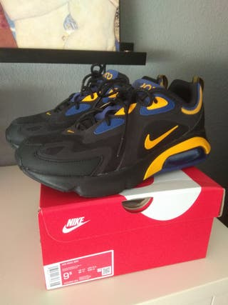 Zapatillas NiKe Air Max 200 originales
