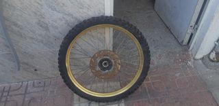ruedas de rieju