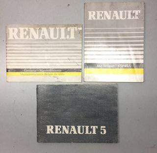 Manual usuario Renault super 5