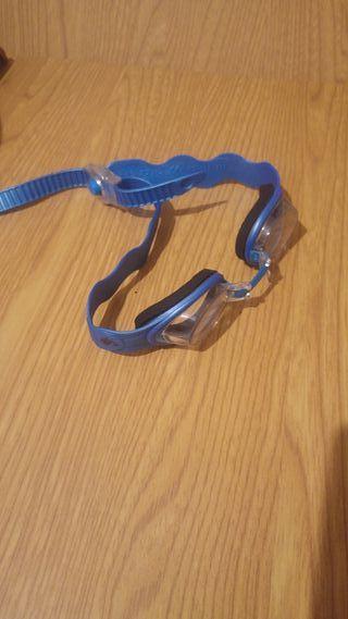 gafas piscina natación