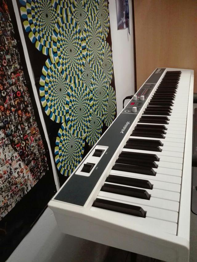 piano organo 88 teclas numacompact